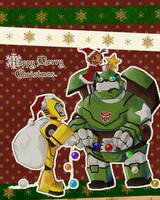 TFA Christmas by doublejoker00