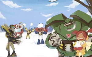Snowscape by doublejoker00