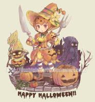 Halloween by doublejoker00