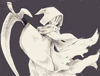 Specter Knight  by doublejoker00