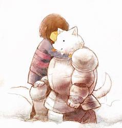 Hug by doublejoker00