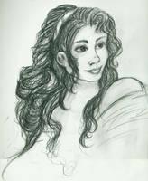 la esmeralda - charcoal by bai-xue88