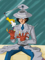 Inspector Gadget: What I Am by Caretaker-of-Myth