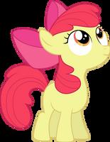 Apple Bloom cute by Myardius