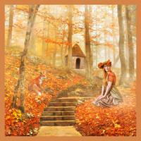 Queen Autumn by TaladarkieJJ