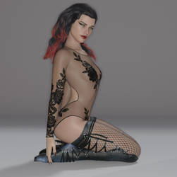 Sensuel woman 2 by aislinnette