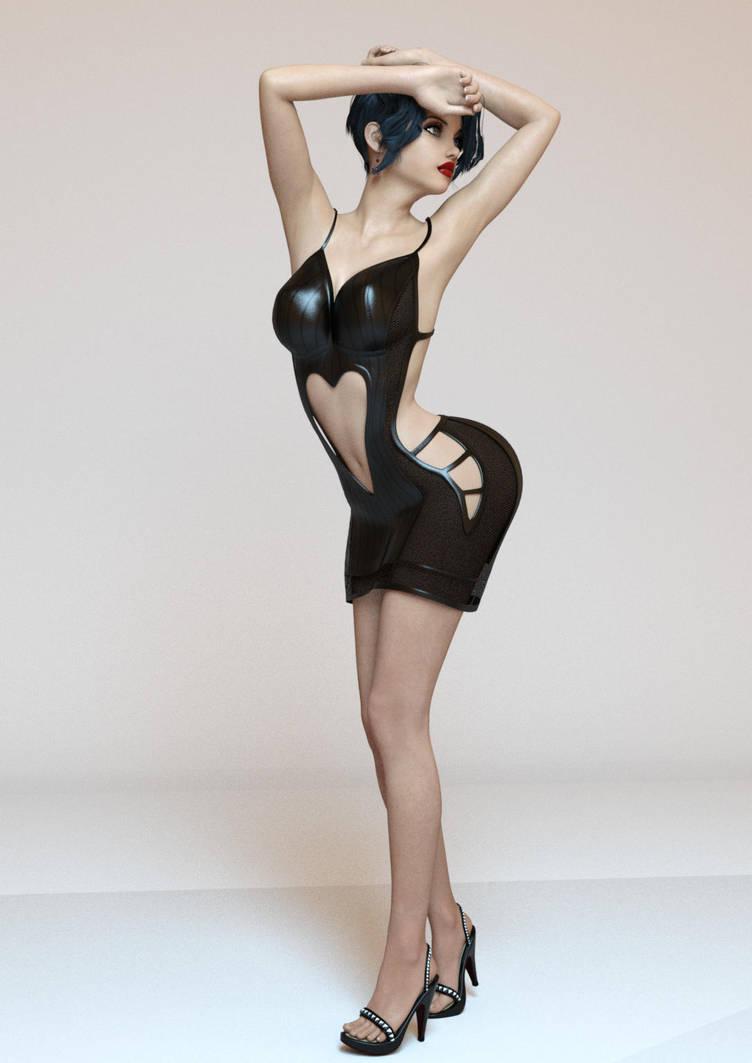 Sensuel woman 4 by aislinnette