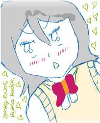 Rukia by HStandsForHero