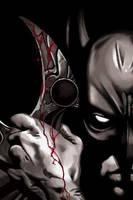 Batman by Rapse11