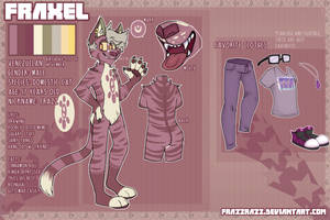 Fraxel reference sheet 2016 (actual) by FrazzRazz