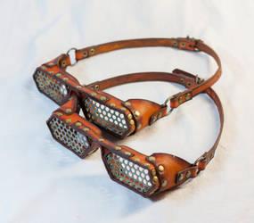 Industrial goggles by ChanceZero