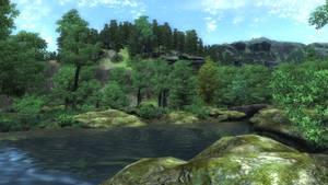 distant Hills New Lod by CareldeWinter
