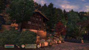 The BlackBear Tavern by CareldeWinter