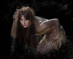 Wild Woman by EngagingPortraits