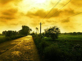 Lazy Afternoon by SubhadipKoley