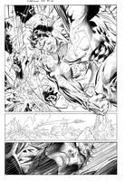 Jim Lee SUPERMAN by TimTownsend