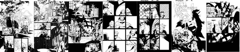 Daredevil- Doc Strange story by TimTownsend