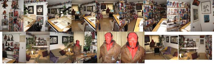 My studio by TimTownsend