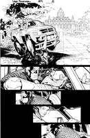 Random Captain America pg 5 by TimTownsend