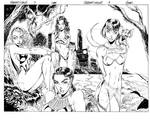 WILDSTORM SWIMSUIT cover by TimTownsend