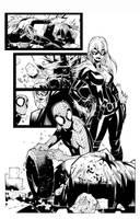 Amazing Spider Man 630 pg5 by TimTownsend