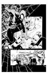 Amazing Spider Man 630 pg1 by TimTownsend