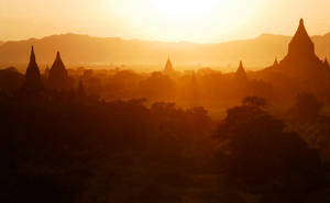 Myanmar - Temples Of Bagan5 by sevenths