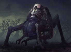 Nightmare Creature by Venishi