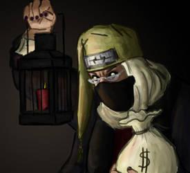 Scrooge by LunarMaddness