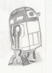 R2D2 by LadyLier