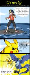 Pokemon: Gravity by AmukaUroy