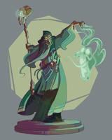 Wizard by PatrickSchoenmaker