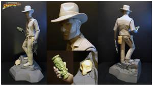 Indiana Jones Animated Concept - 04 by PatrickSchoenmaker