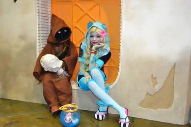 Monster High : Lagoona Blue by MsChamomile