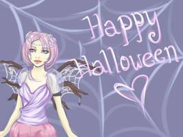 Happy Halloween by MsChamomile