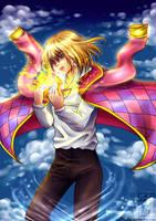 Fiery Heart by rae-shi