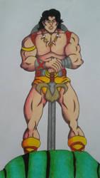 Conan Version 2 by cavaloalado
