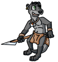 Your Favorite Otter by Weazel75