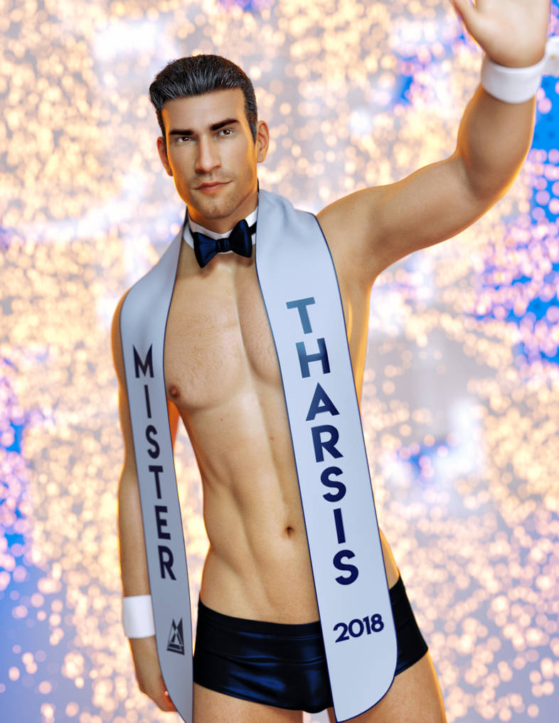 Mister Tharsis 2018 by sithlordsims