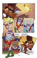 No Zone Archives Issue 1 pg20 by Chauvels