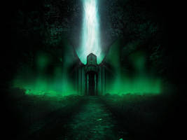 Minas Morgul by stardock
