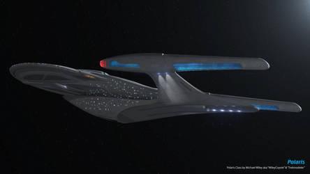 Polaris Class - 2 by trekmodeler