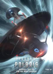 Argonaut vs Polaris by trekmodeler
