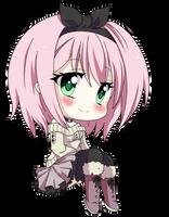 chibi Yumi by Kumaikyu