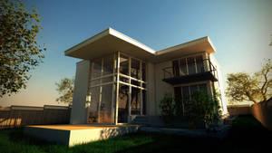 A 'modern' house by balazsdanka