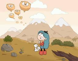 Hilda: Migration by xiaodynasty