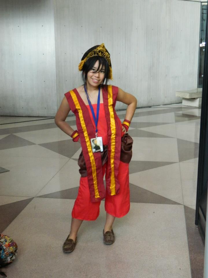 fire nation toph cosplay by mayocowboy on deviantart