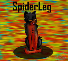 Spiderleg by MightystarEL