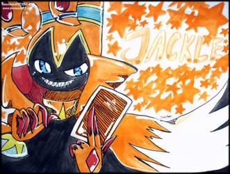 .: Jackle The Mantle :. by SashaStub