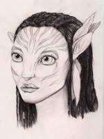 Neytiri by Menetor